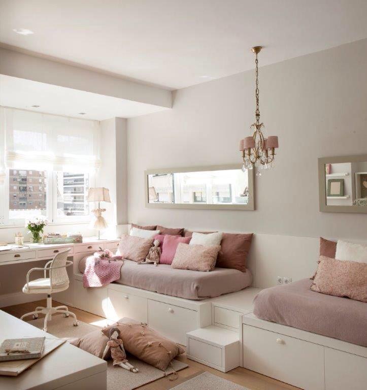 Bona nit habitaciones juveniles en 2019 bedroom decor - Decoracion habitaciones juveniles nina ...