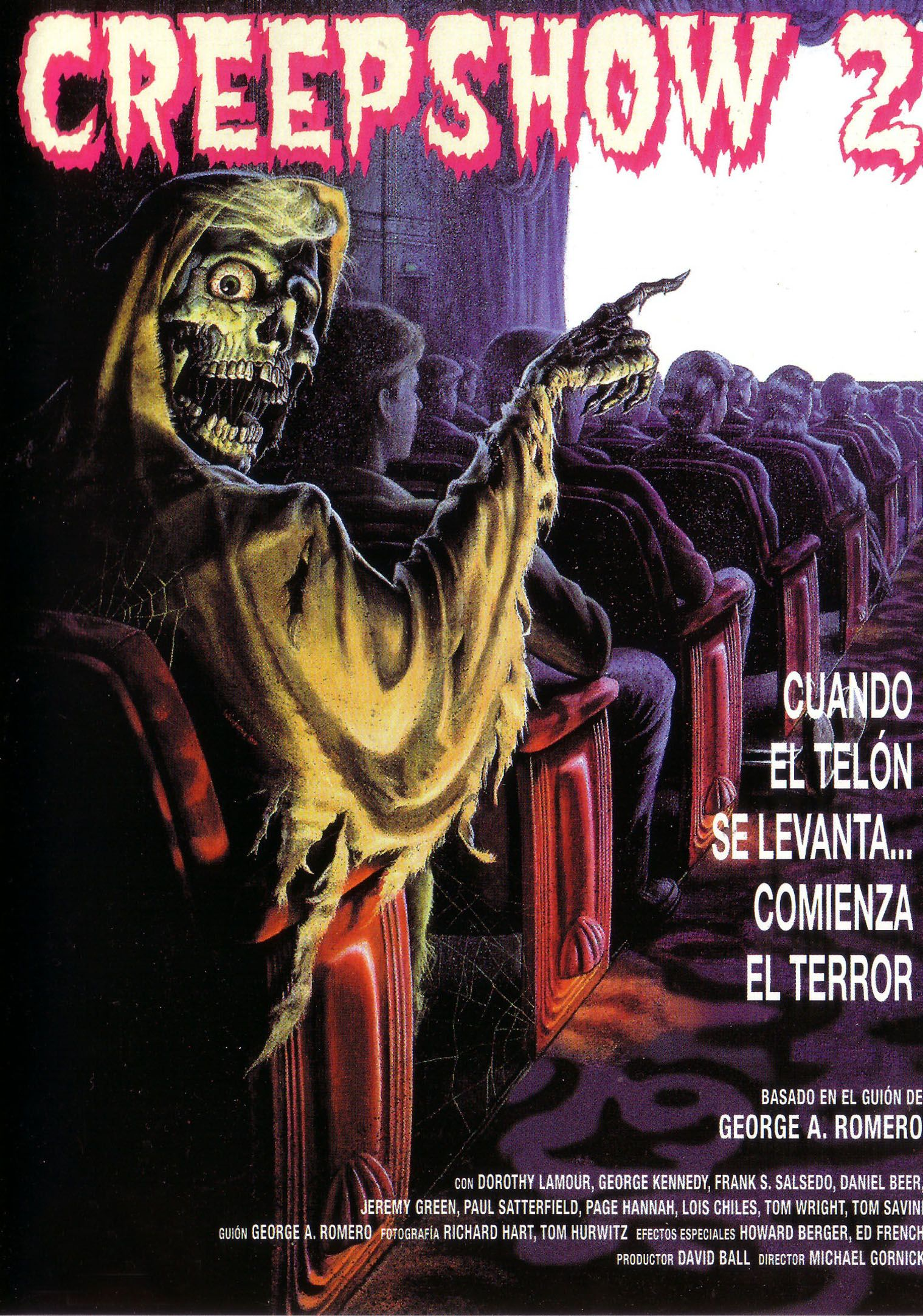 creepshow 2 french
