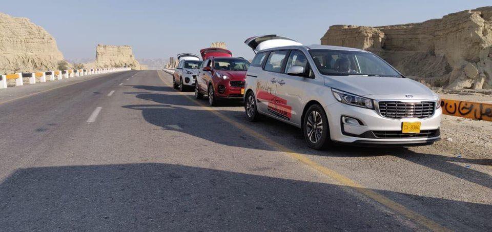 Launching Soon Kia Suv Sportage Spotted On Pakistani Roads En 2020