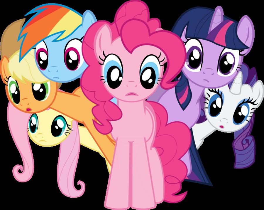 Картинки онлайн пони
