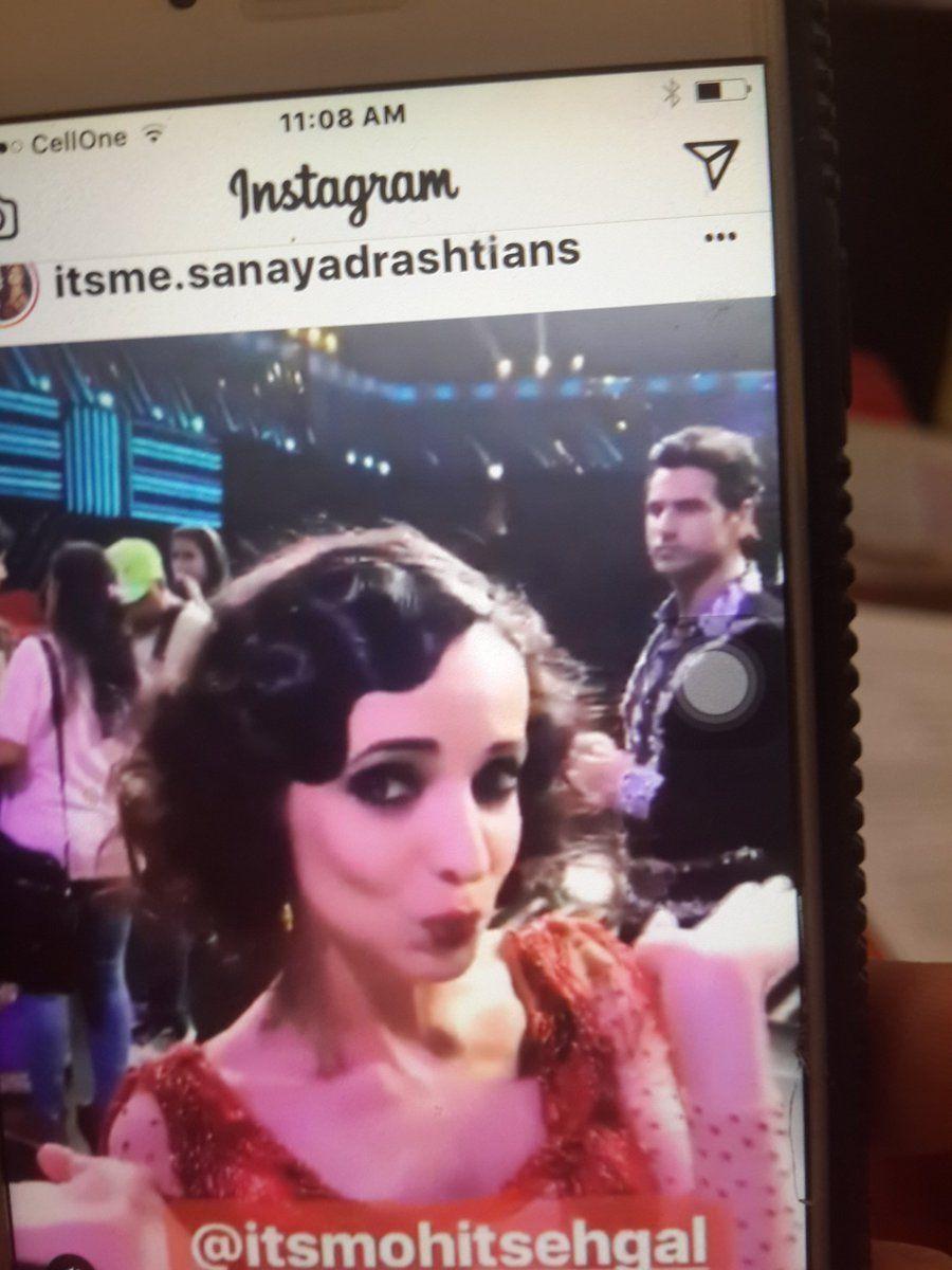 128 Twitter Sanaya Irani Instagram Twitter