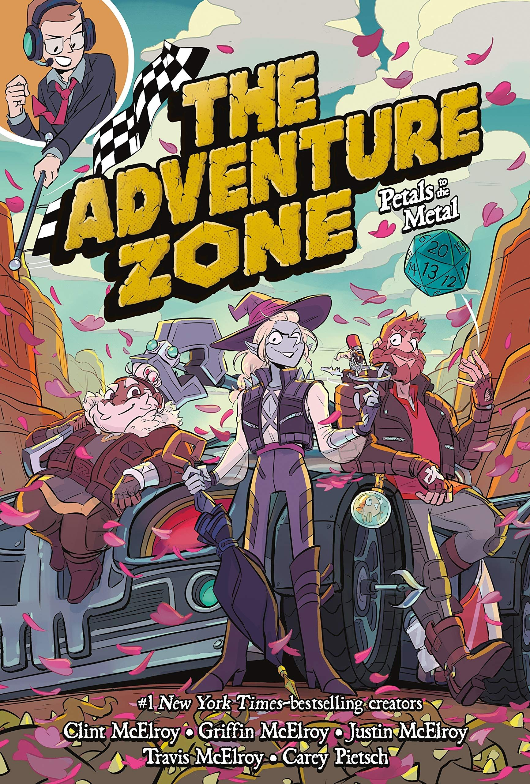 Pdf The Adventure Zone Petals To The Metal The Adventure Zone Graphic Novels 3 By Clint Mcelroy The Adve In 2020 The Adventure Zone Clint Mcelroy Graphic Novel