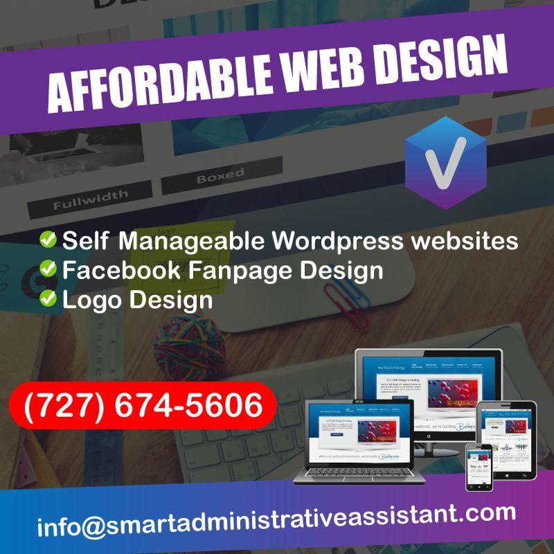Affordable Web Design In 2020 Web Design Web Design Services Affordable Web Design