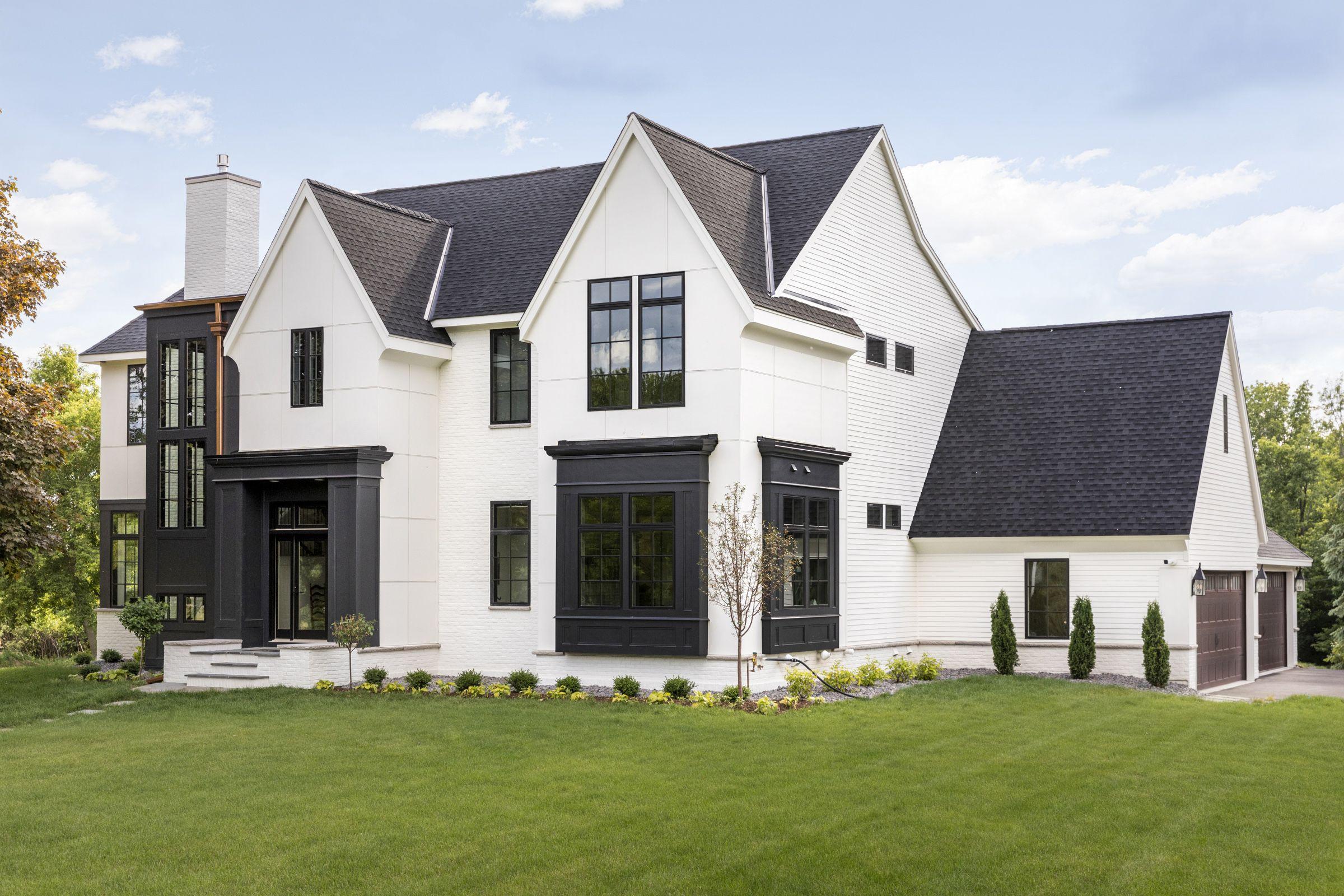 Modern Tudor Pt I Tudor House Exterior Tudor Style Homes
