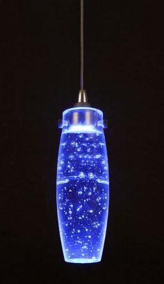 Image Result For Cobalt Blue Glass Lighting Fixtures Kitchens