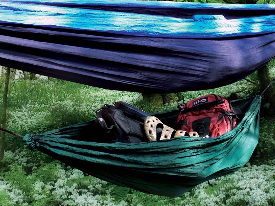 Cargo: ENO Underbelly Gear Sling. Underbelly Reach your gear whenever,  wherever. We've all seen it: your gear is jealous of you swaying in your  hammock and ... - 78 Best Recreation -- Hammock WL Images On Pinterest Hammocks