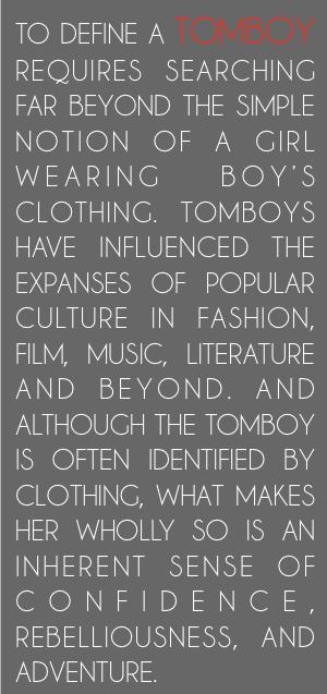 Vintage Tomboy Fashion