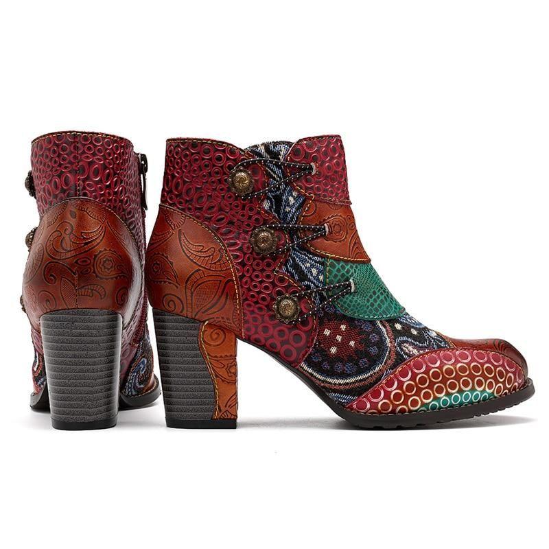 Leopard Print Ankle Boots | Leopard print ankle boots