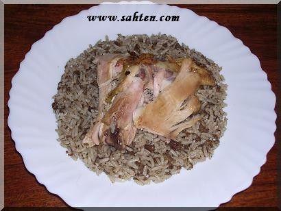 Riz au poulet la libanaise cuisine libanaise par for Cuisine libanaise