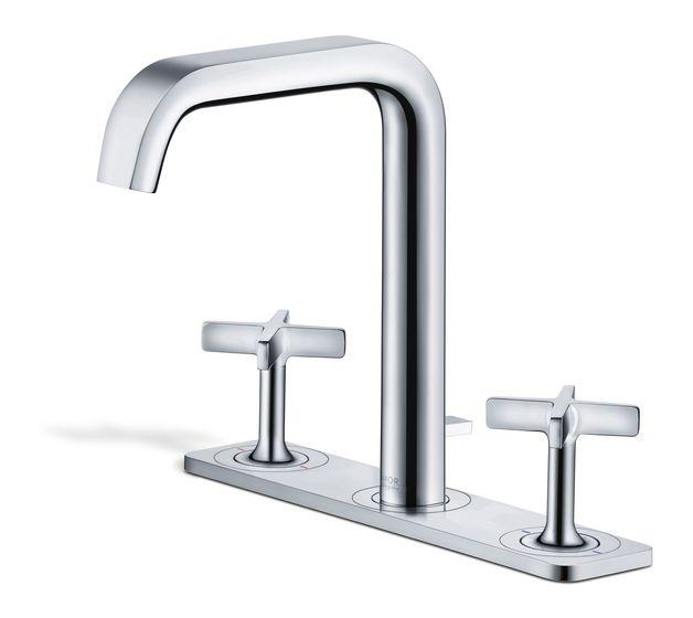 Axor Citterio E / Three-Hole basin mixers / Manufacturer Hansgrohe ...
