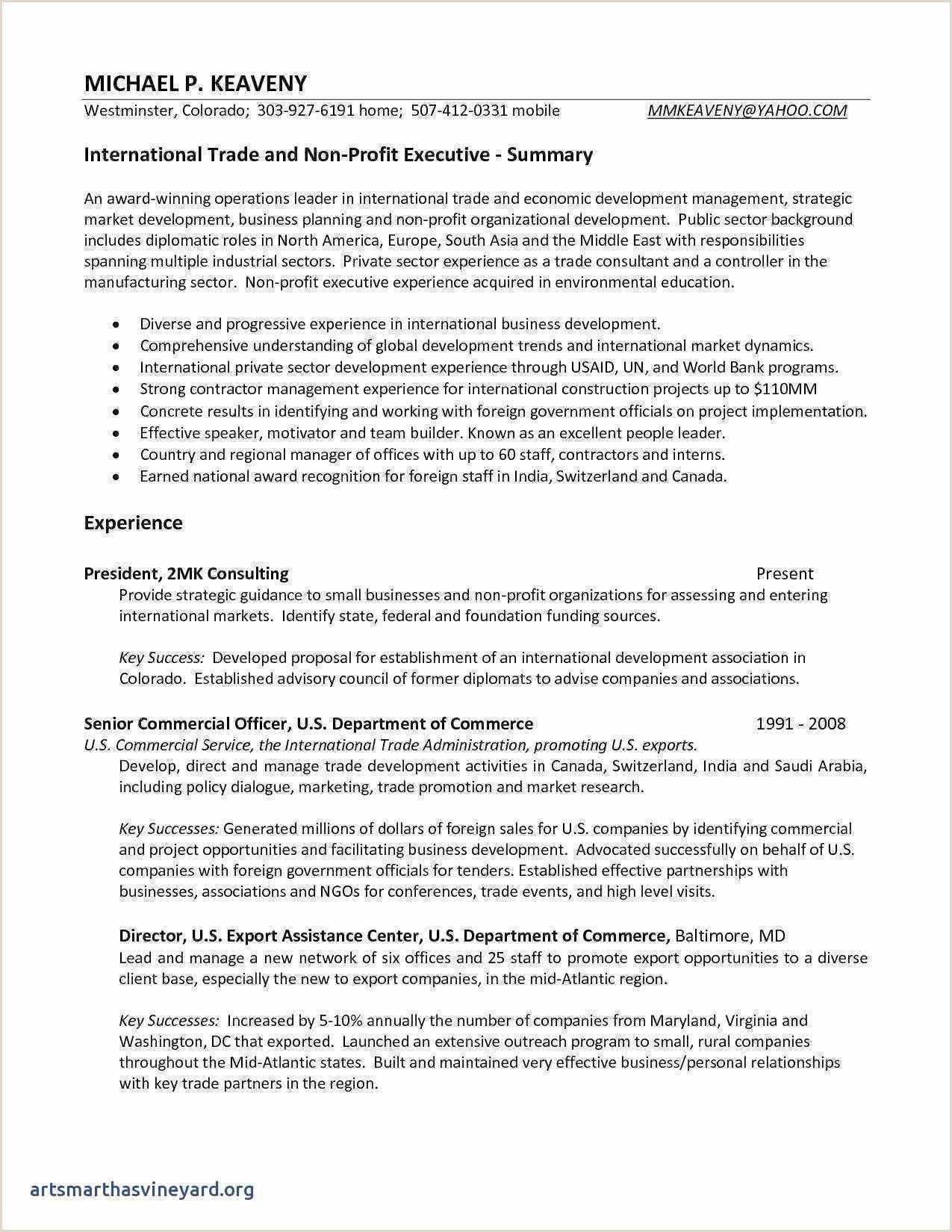 Fresher Resume Format For Marketing Fresher Resume Format