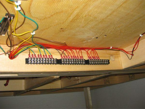 rr train track wiring model train wiring ho n o scale gauge rh pinterest co uk Model RR Wiring Model RR Wiring