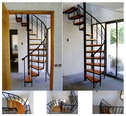 Escalera de caracol segunda mano en costa rica buscar for Como construir una escalera de metal