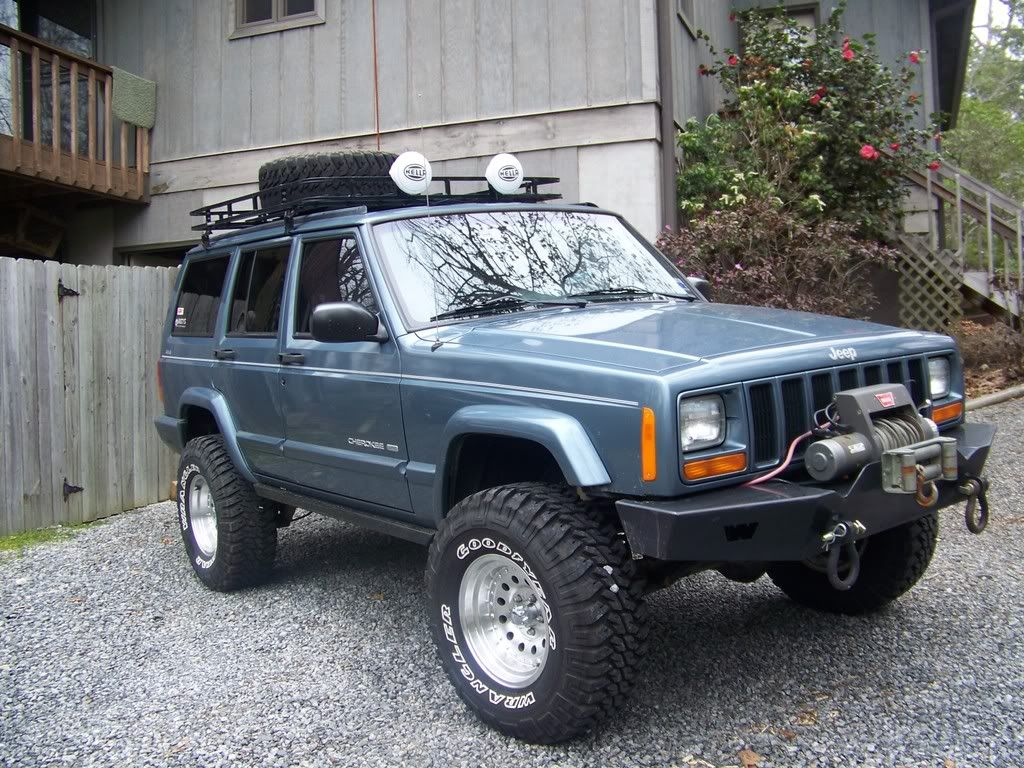 medium resolution of 4 5 rustys with 32x11 50 xj lift tire setup thread page 7 jeep cherokee forum
