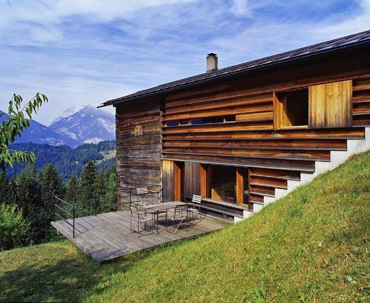 Haus+Gugalun+zu+Safiental.jpg (1200×982) ARQ Pinterest