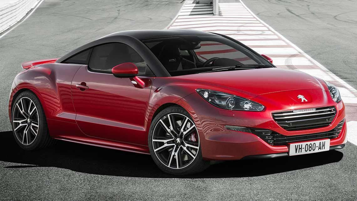 2015 Peugeot RCZ R Coches deportivos, Autos, Coches