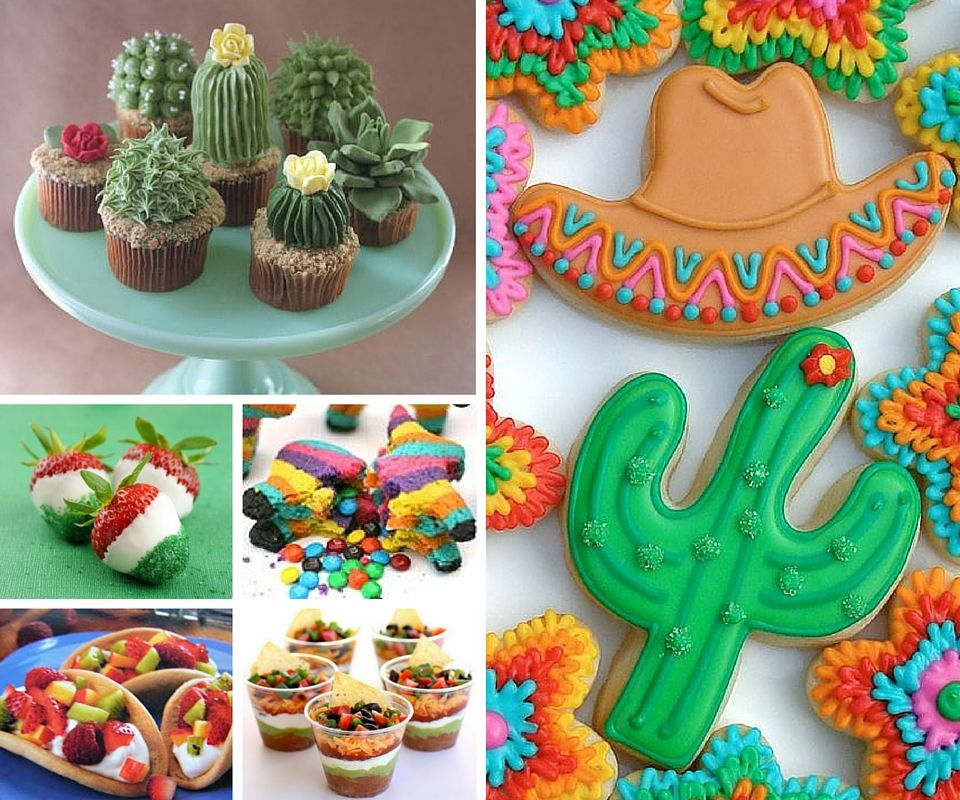 Mexican Food Ideas For Dinner Party Part - 26: Mexican Fiesta Party Ideas | Kids Party Ideas At Birthday In A Box