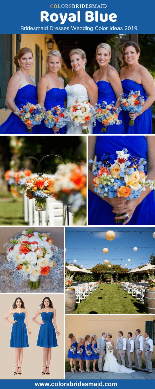 Royal Blue Bridesmaid Dresses Royal Blue Bridesmaid Dresses Royal Blue Bridesmaids Blue Bridesmaid Dresses