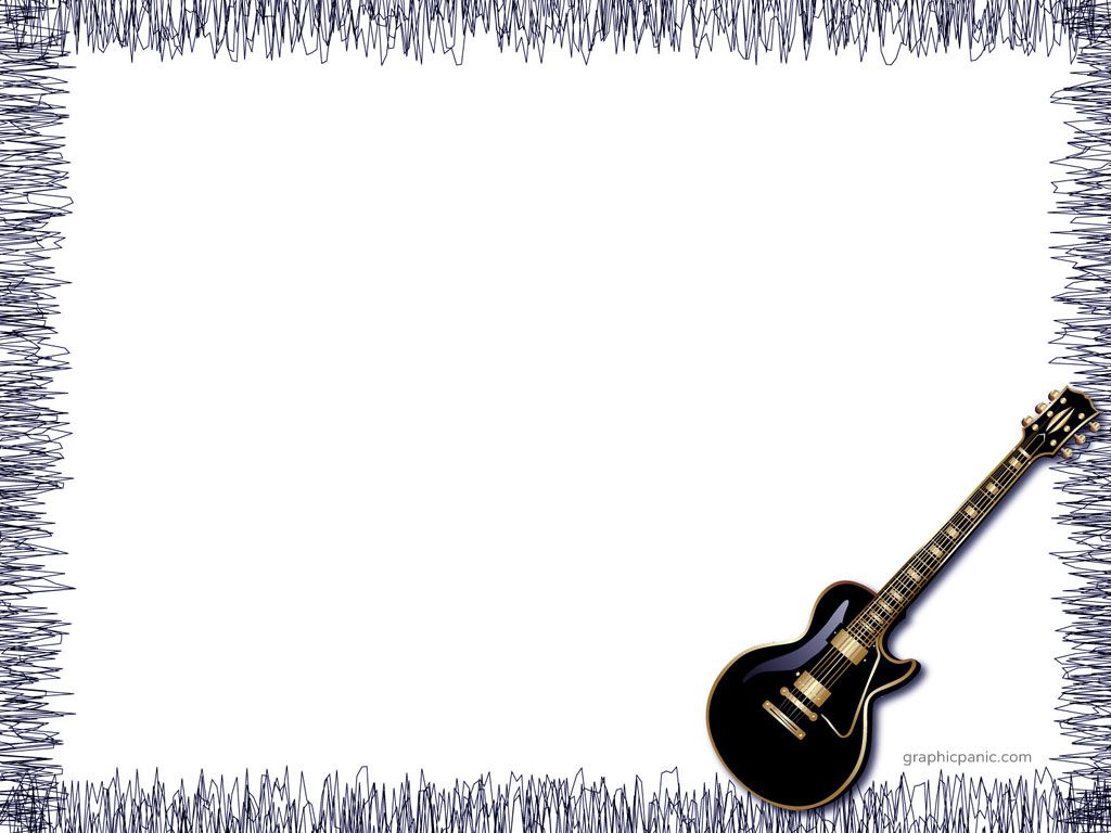 Guitar PowerPoint Background | PowerPoint Background & Templates ...