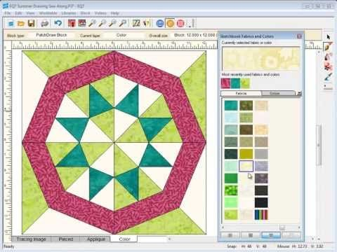 Quiltmaker's Quilting Designs volumes are stand-alone software CD ... : eq7 quilting software - Adamdwight.com