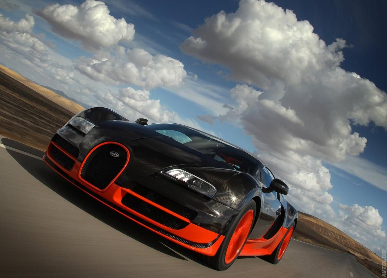 2011 Bugatti Veyron Super Sport Bugatti veyron super