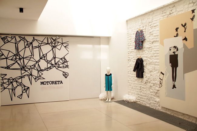 #Showroom de Motoreta de la colección #springsummer