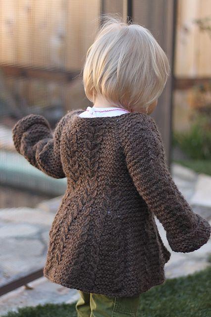Ravelry: knittykitteh\'s baby\'s aran coat | Knitting & Knitting ...