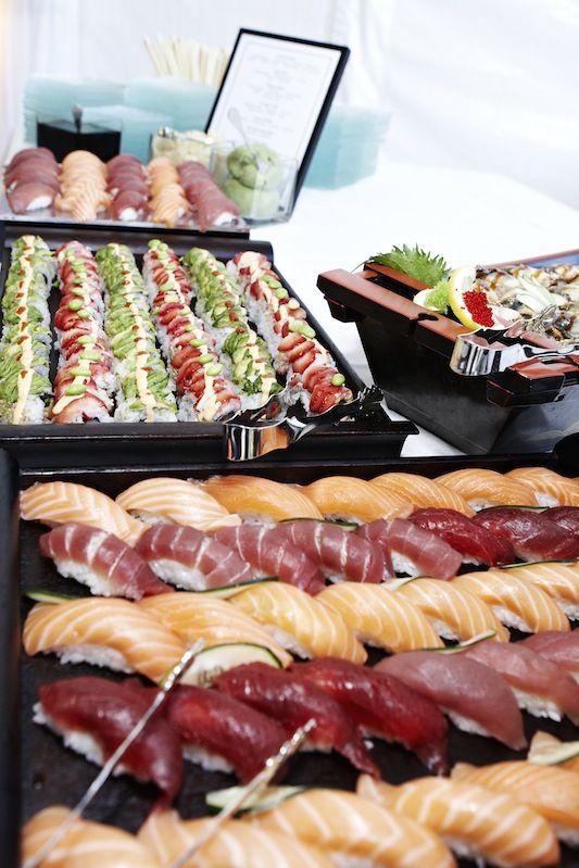 Elegant Wedding With Modern Details At A Private Estate In 2020 Wedding Food Drink Catering Food Food Presentation 1.754 ziyaretçi tarafından sushi on tatum'de çekilen bütün 154fotoğrafa bak. pinterest