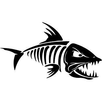 Image Result For King Mackerel Skeleton Logo Kshel
