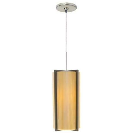 Essex Sand Tech Lighting Mini Pendant Light - #37453-84367 | LampsPlus.com