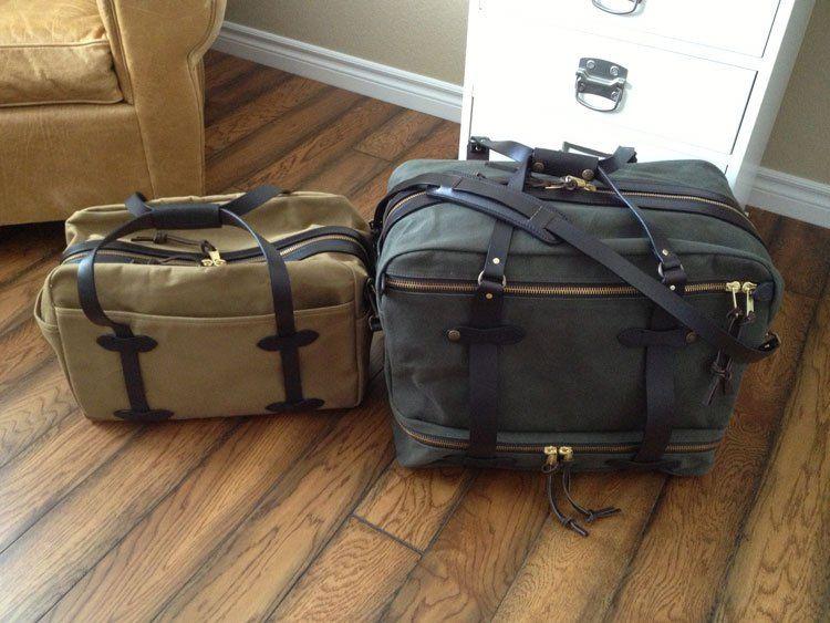 Filson Travel Bag Medium 246 238 Outer Large