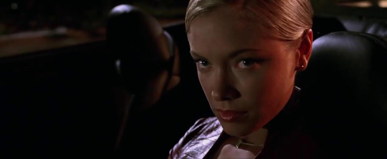 Terminator 3 kristanna loken nude