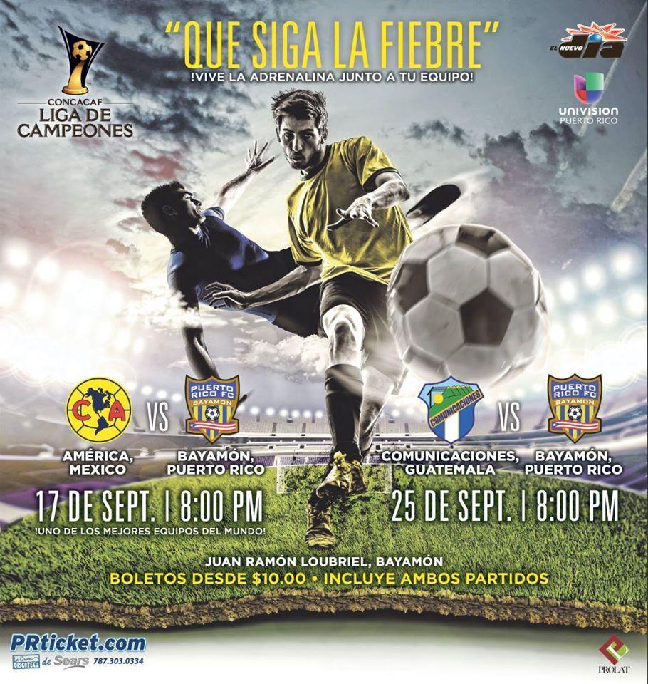 CONCACAF @ Puerto Rico #sondeaquipr #concacaf #bayamonfc #estadiojuanramonloubriel #bayamon