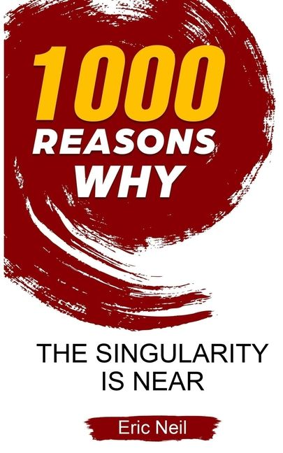 This book is an extensive collection of opinions compiled through a collaboration of Humans and Artificial Intelligence. It provides 1000 Reasons why The Singularity is near.