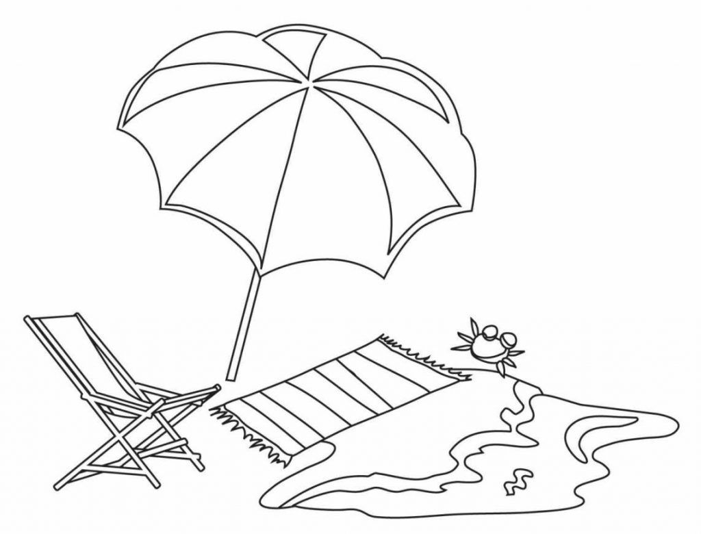Beach Coloring Pages Beach Scenes Activities Umbrella Coloring Page Beach Coloring Pages Coloring Pages Winter