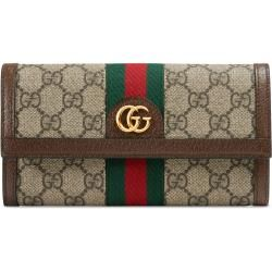 Diy Ophidia Continental Brieftasche mit Gg Gucci