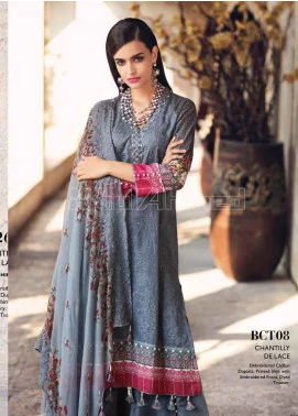 Gul Ahmed Embroidered Jacquard Unstitched 3 Piece Suit ...