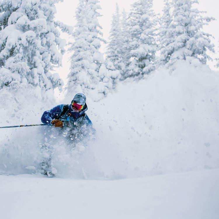 How To Ski Powder Best Ski Resorts Best Skis Ski Culture