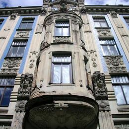 Historic Centre of Riga, Latvia