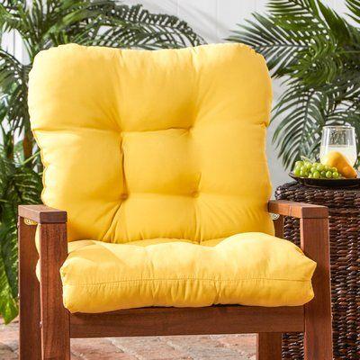 Alcott Hill Sundberg Indoor Outdoor Seat Back Cushion In 2020