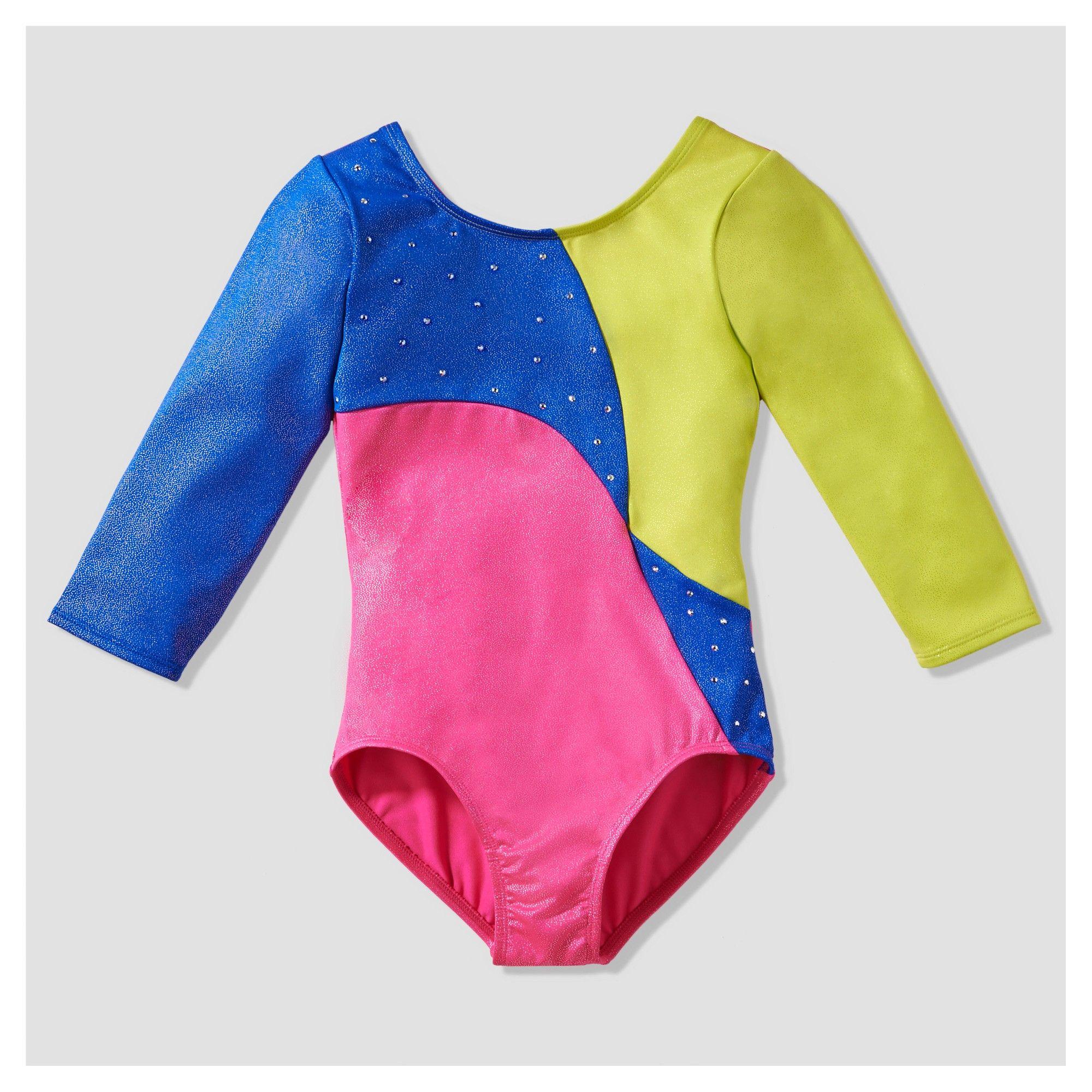 8b88e75ae Toddler Girls  Freestyle by Danskin Leotard - Pink 4T