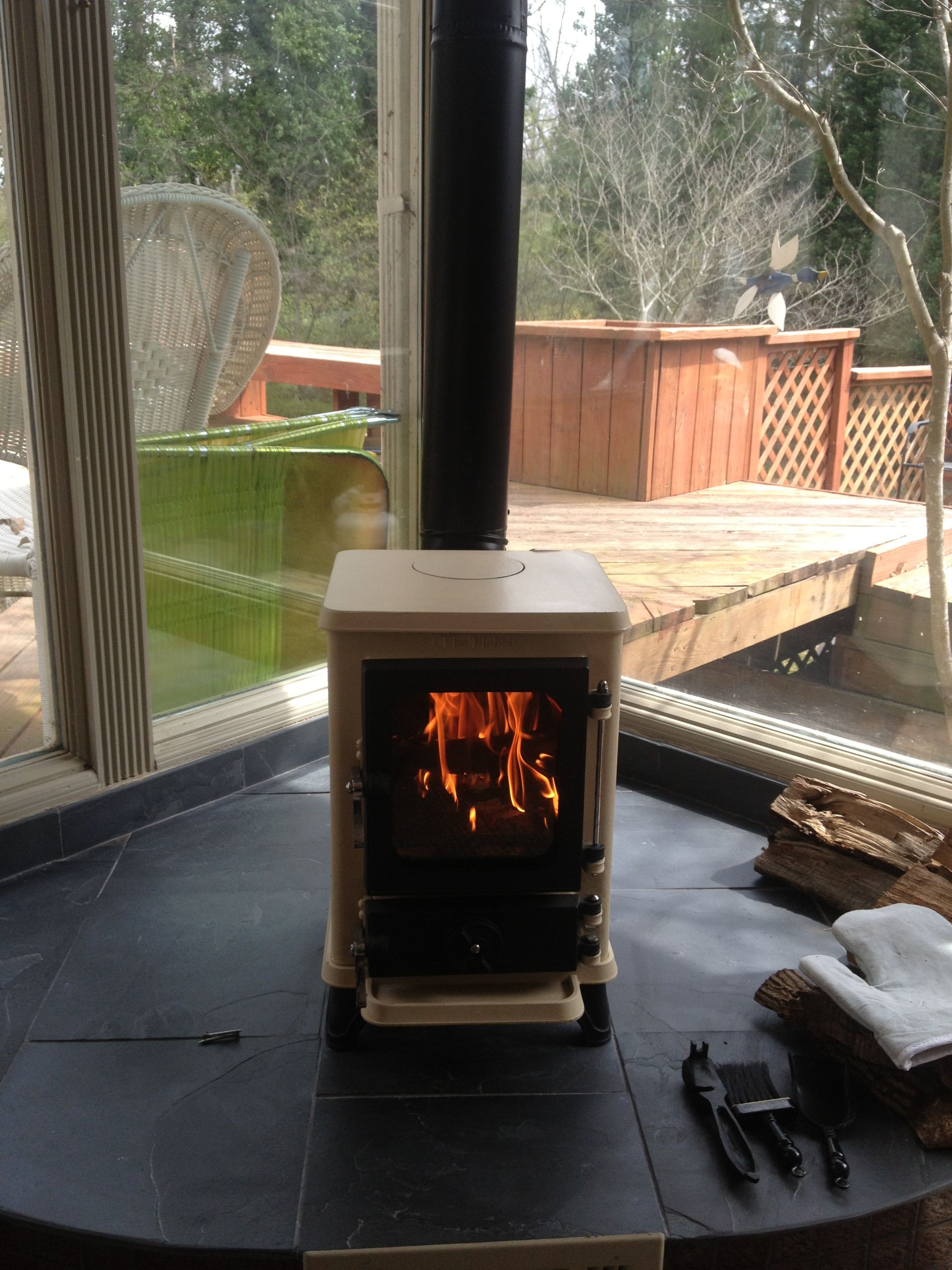 Maiden Voyage For Hobbit Wood Burning Stove Hobbit Wood