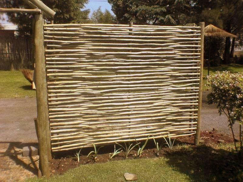 Entre 2 poteaux classe IV. Joli brise vue | Gardening | Brise vue ...