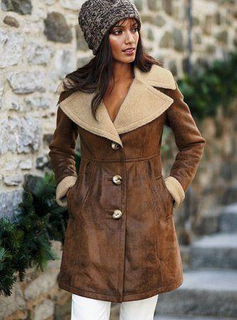 Victorias Secret Kozuszek Plaszcz Damski Z Usa 4879568392 Oficjalne Archiwum Allegro Coats Jackets Women Fashion Coats For Women