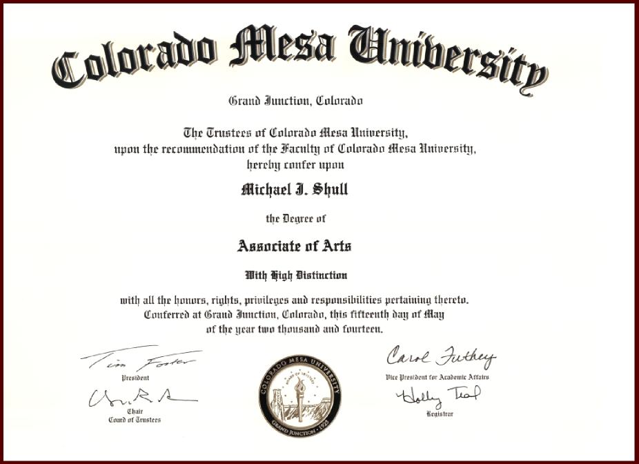 Associate Degree Associates Degree In Business Administration