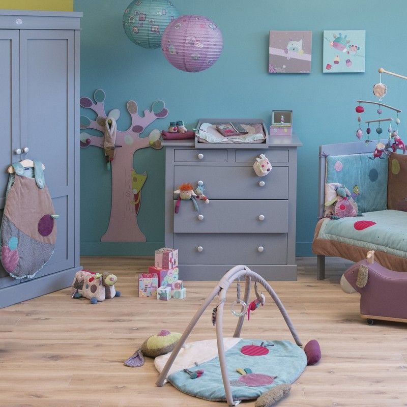la chambre ardoise par moulin roty disponible chez saperlipopette moulin roty la boutique. Black Bedroom Furniture Sets. Home Design Ideas