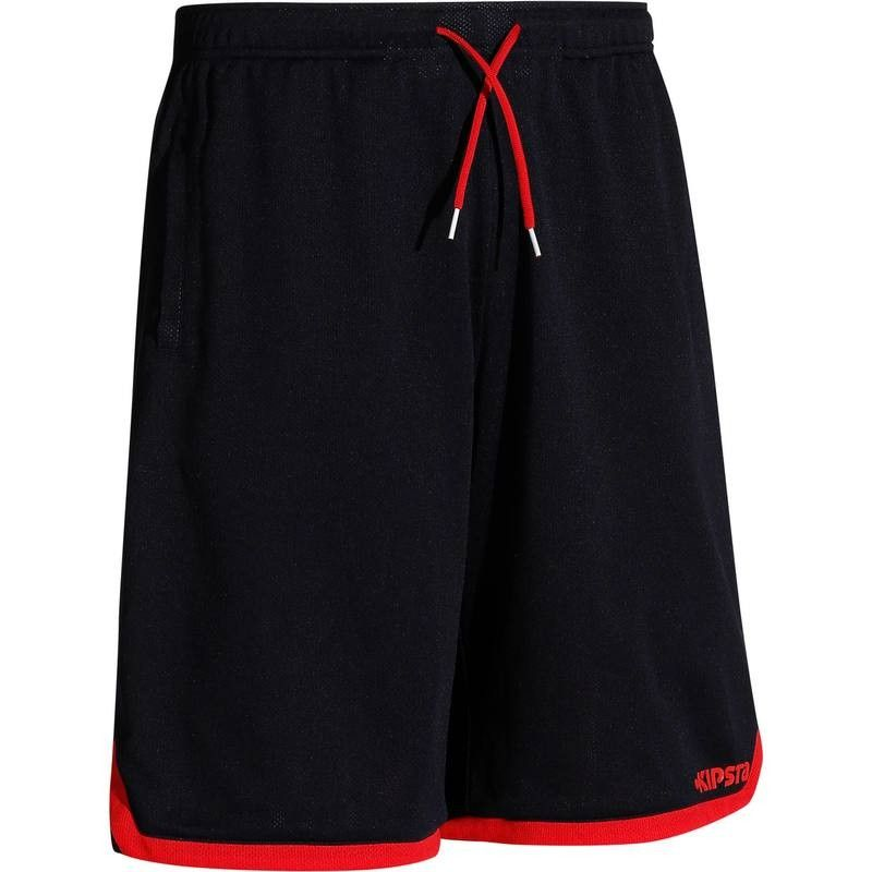 GROUPE 7 SPORTS COLLECTIFS Reversible homme navy rouge
