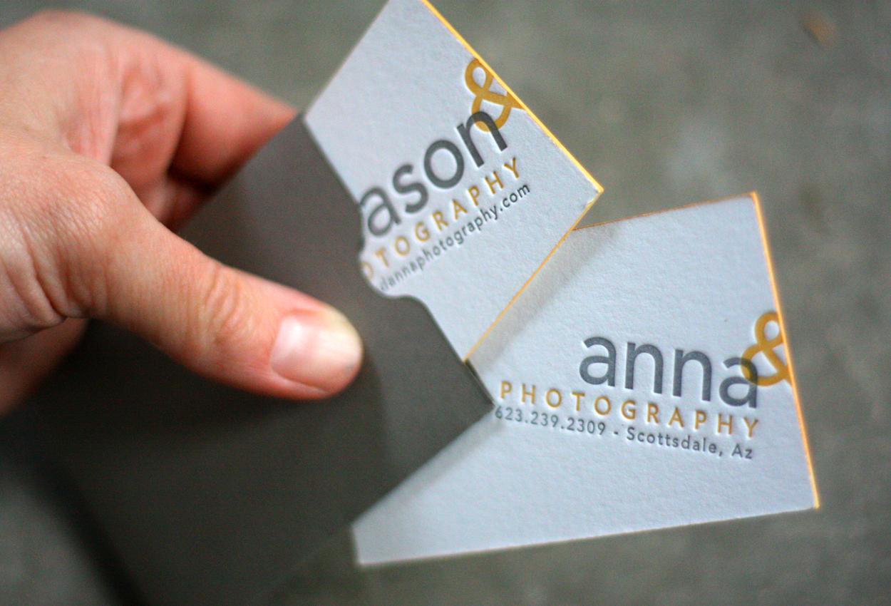 Love these letterpress business cards! Via Dingbat Press | Photo ...