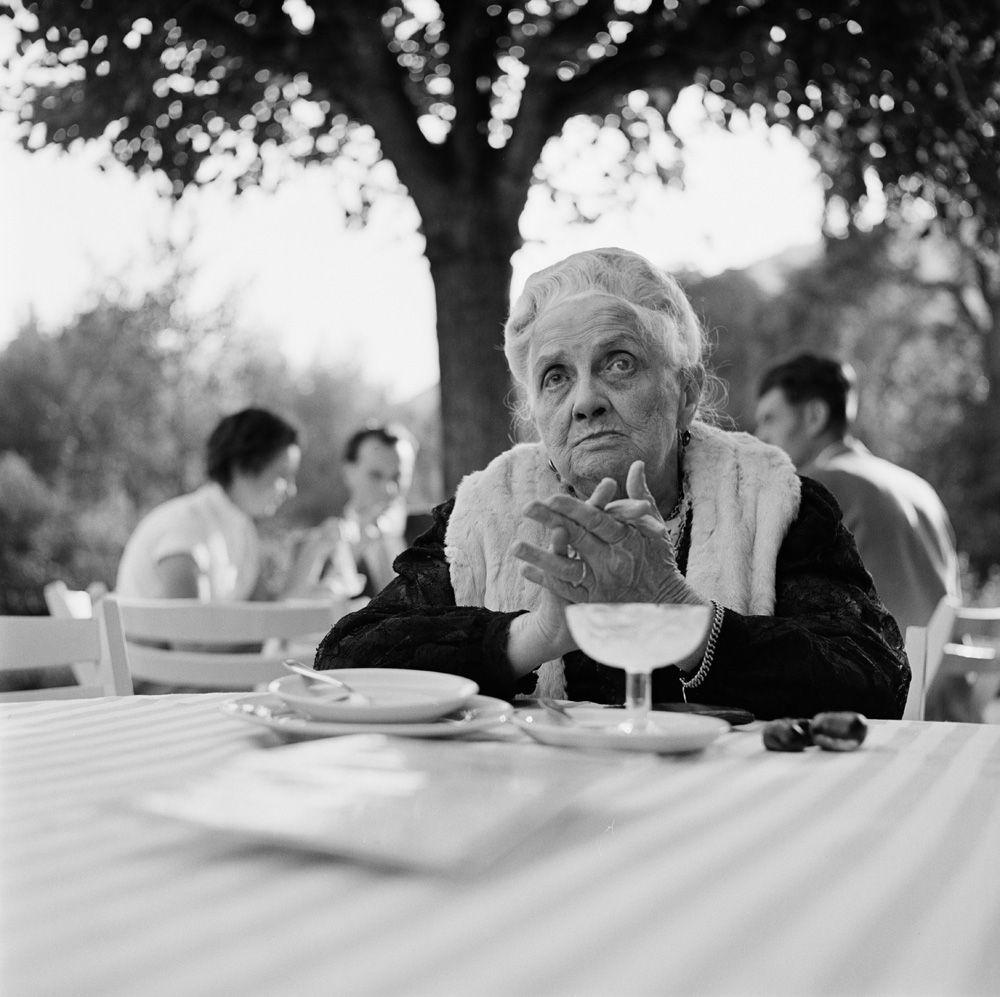 Grande Dame, Germany, 1956 - by Bill Perlmutter (1932), USA