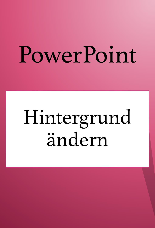 PowerPoint Tipps
